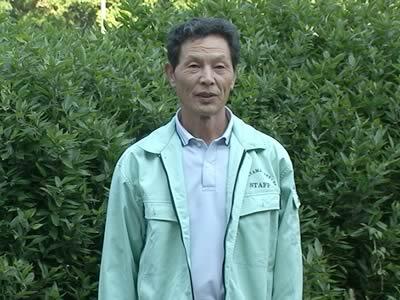 肥育農家 森田さん